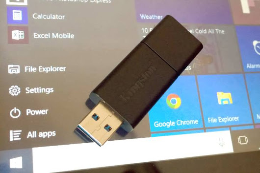 How to Clean Install Windows 10 Using USB Flash Drive or DVD | Laptoping | Windows Laptop & Tablet PC Reviews and News