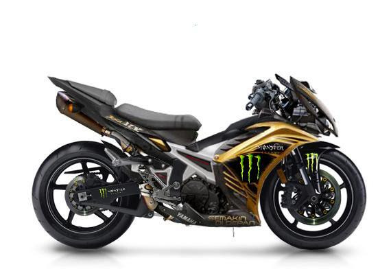King Motor Yamaha Jupiter MX