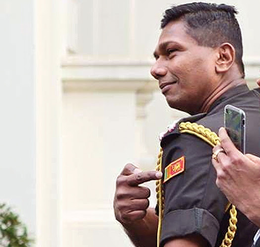 Action against Brigadier dropped