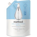 Method Hand Wash, Gel, Refill, Sweet Water - 34 fl oz