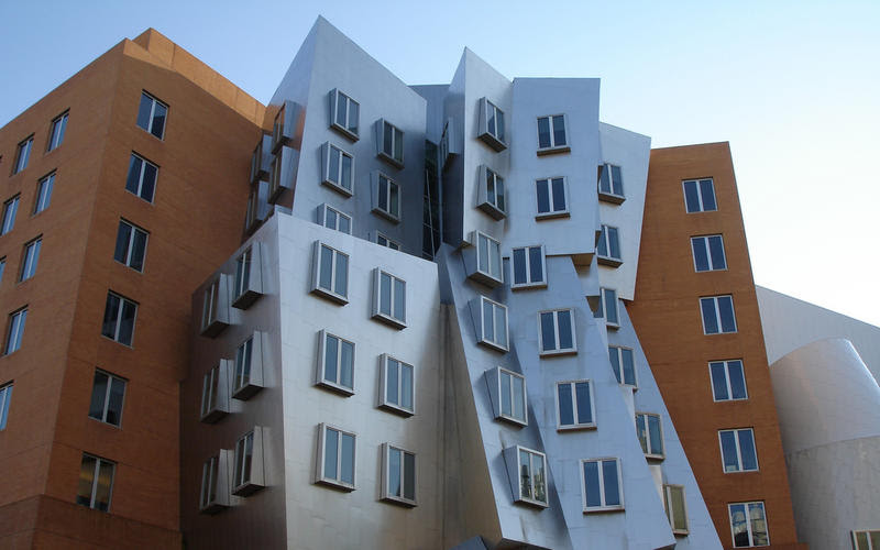 Stata Center, Cambridge, Massachusetts, EEUU