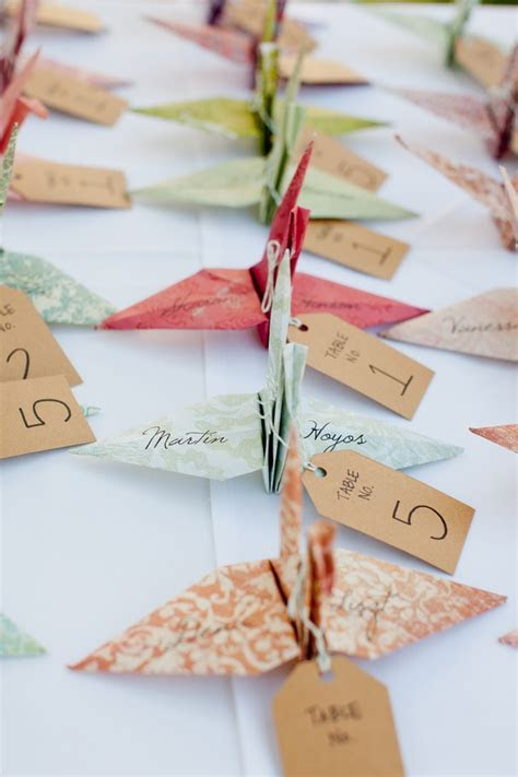 Origami Wedding Decor Ideas   Wedding Philippines