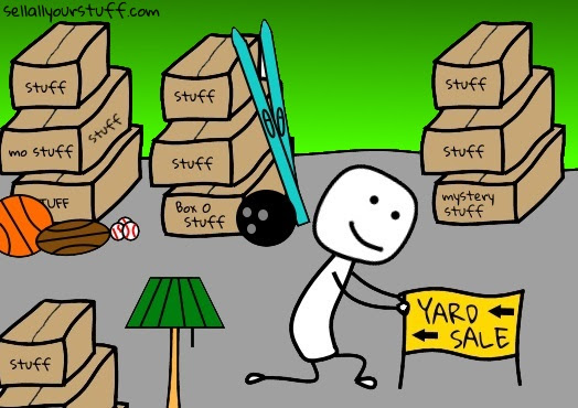How to Make Money and Maximize Your Yard Sale Sales - Secrets Revealed! - Sell All Your Stuff