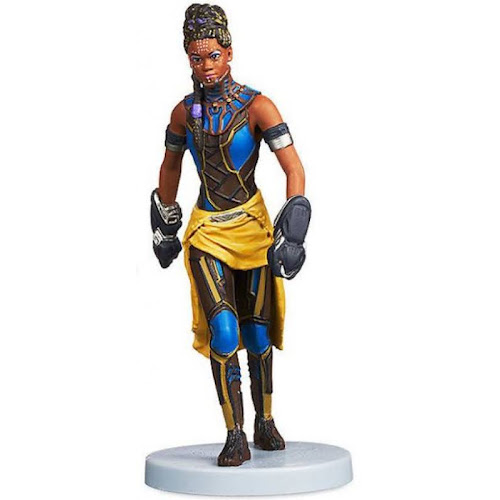 Disney Marvel Black Panther Movie Shuri PVC Figure [No Packaging]