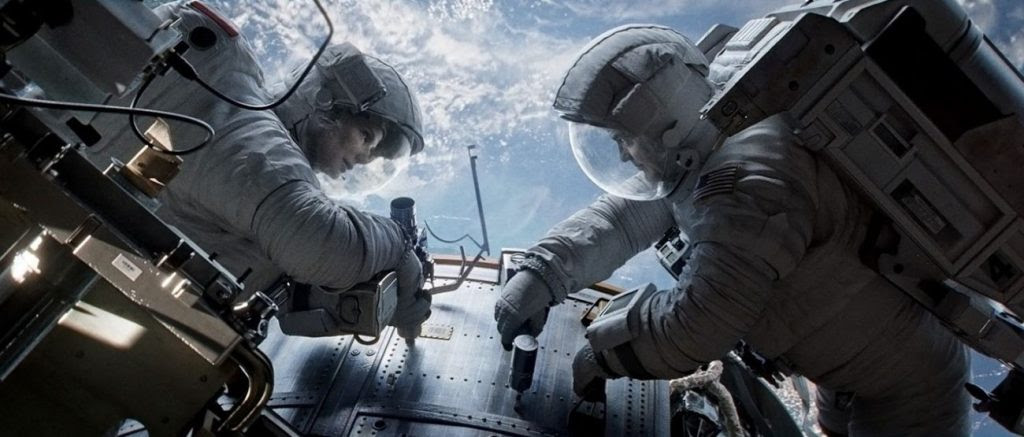 İki Kişiyle Nasıl Oscar Alınır ; Yerçekimi // Gravity