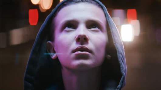 STRANGER THINGS' Millie Bobby Brown Stars in New Music Video | Nerdist