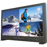 Lilliput BM230-4KS Carry-On 4K Broadcast Monitor (V-Mount)