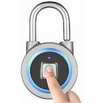 bt fingerprint smart keyless lock