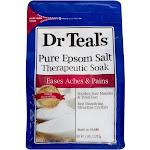 Dr. Teal's Epsom Salt Soaking Solution - 6 lb bag
