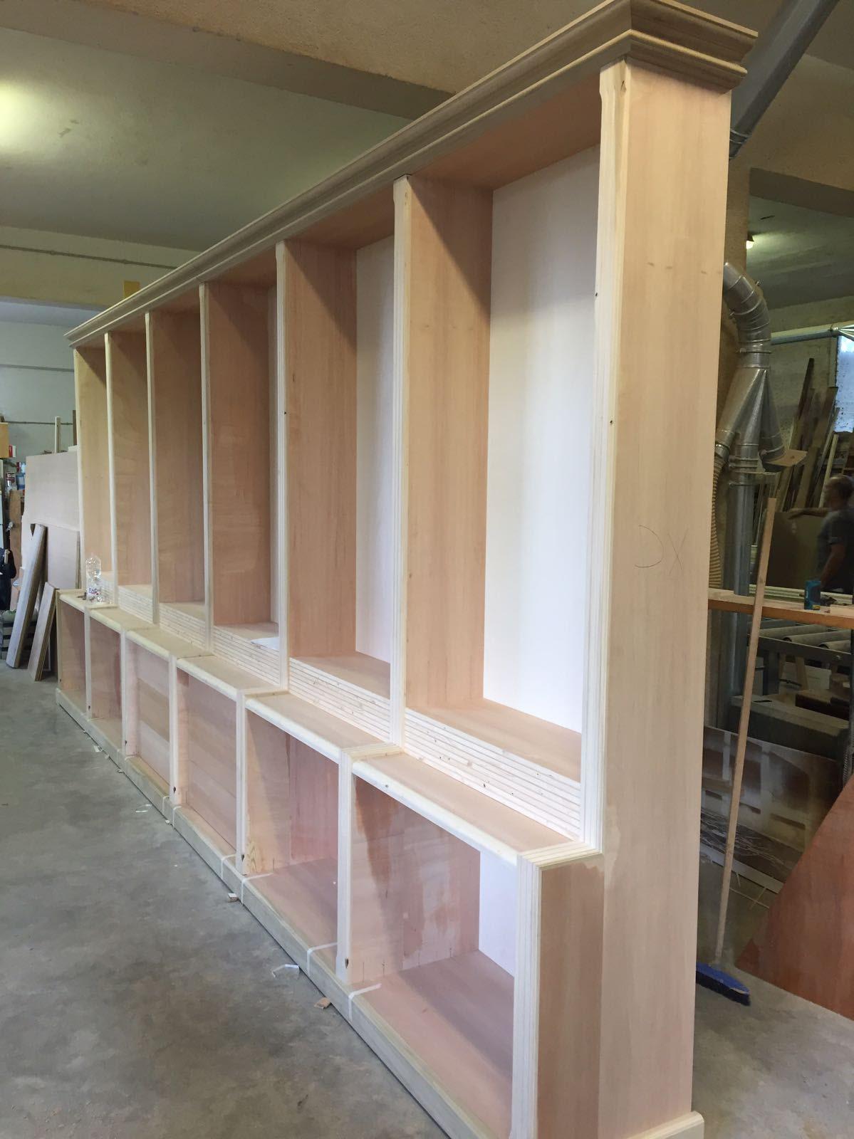 arredamenti su misura in legno milano