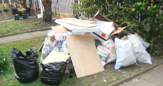 London Rubbish Removal & Collection by Clear It Waste