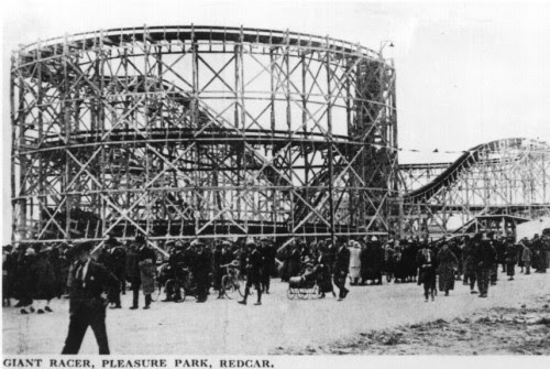 The Redcar Rollercoaster | Hidden Teesside