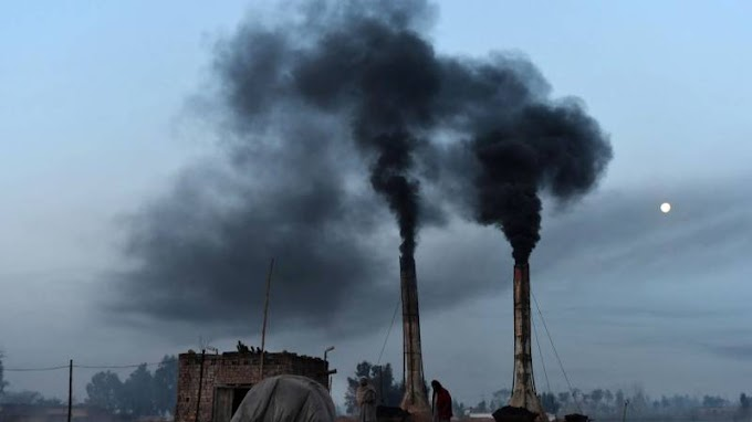 Punjab closes brick kilns in 18 districts for one month to combat smog
