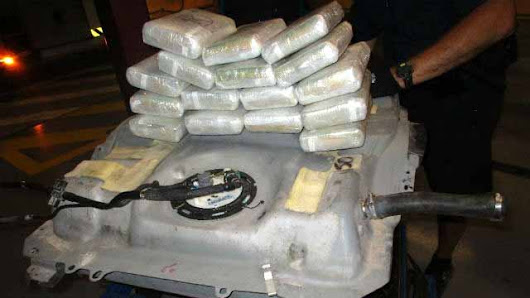 $1.2M in Cocaine Seized at San Ysidro Port of Entry - Times of San Diego