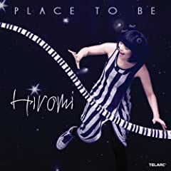 Hiromi Place To Be cover