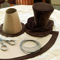 Materials for hat