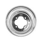 ITP A-6 Pro Series Wheel 9X8 - 4/110 - 3+5 Silver #089746