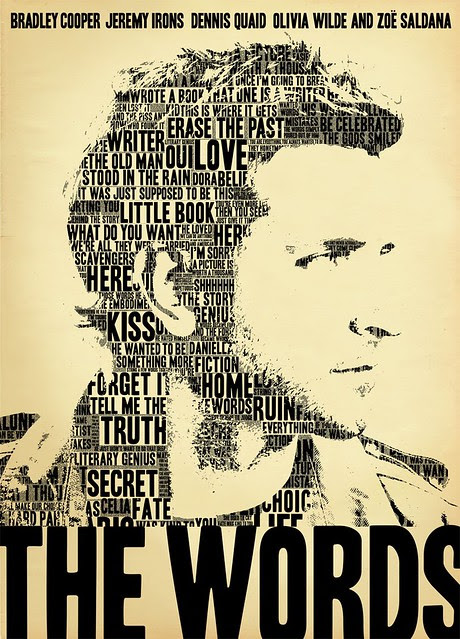 The Words - Movie Poster