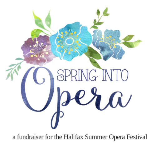 Spring into Opera: a fundraiser for Halifax Summer Opera Festival 2015