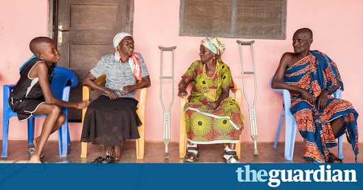 'The disease enslaved me': living with leprosy in Ghana – in pictures | World news | The Guardian