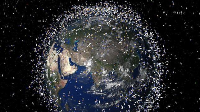 «WT1190F» observado, por primera vez, el 9 de octubre de 2015 en la Universidad de Hawaii es sólo uno más de los miles de objetos que orbitan alredeodr del Tierra
