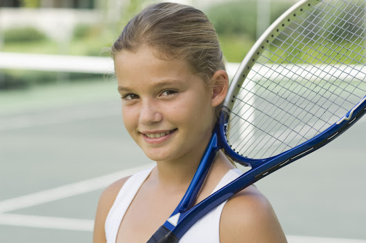 Kids tennis camp at BVTC offers a comprehensive experience
