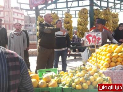 بالصور .. حملة مكبرة استهدفت إزالة الإشغالات من الشوارع الرئيسية بمديرية امن أسيوط