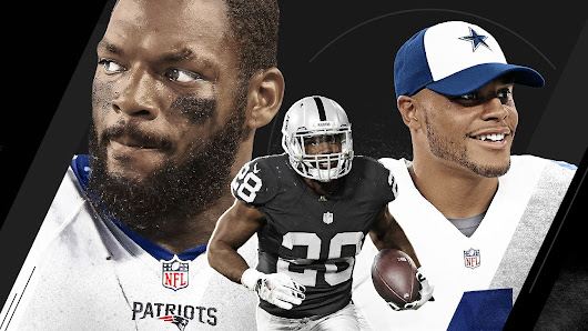 NFL 2016 Week 10 Power Rankings - New England Patriots, Oakland Raiders, Dallas Cowboys