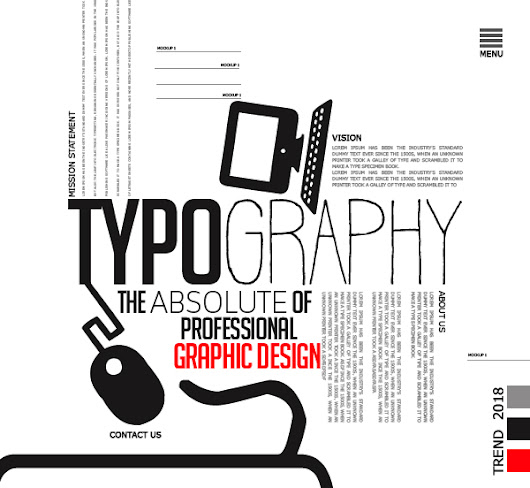 Typography – The Absolute of Professional Graphic Design | Articles | Graphic Design Junction