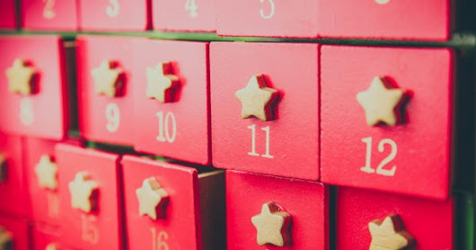 Advent Calendars with a difference and a Ciate Mini Mani Month...