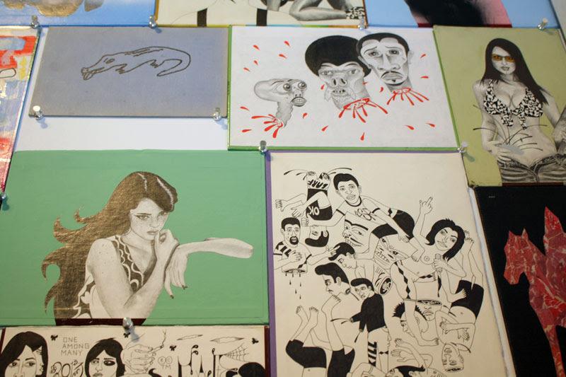 Ken Collier Blog  Albert Reyes At Guerrero Gallery
