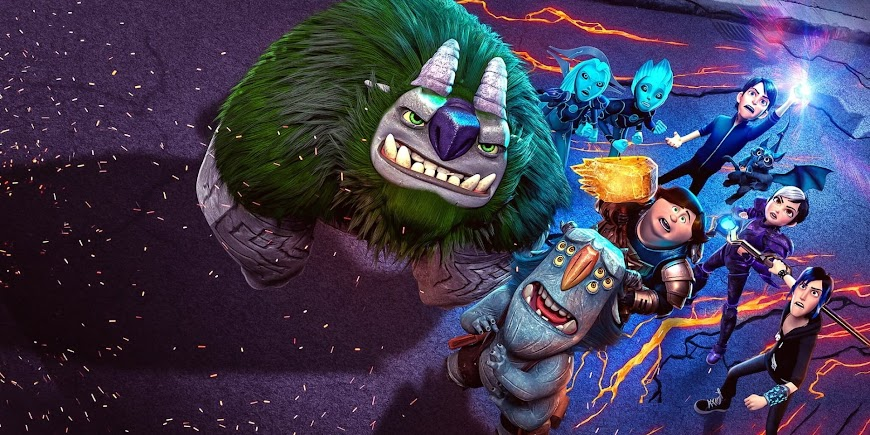 Trollhunters: Rise of the Titans (2021) Streaming Full