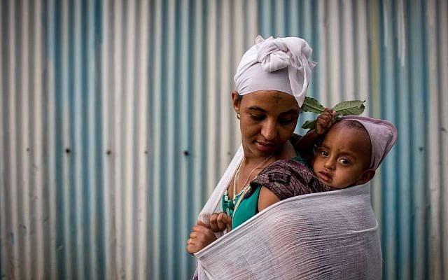 Gabinete aprova imigração de 1.000 Falashmura etíope para Israel
