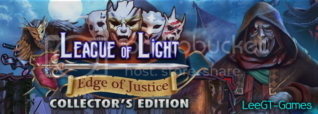 League of Light 5: Edge of Justice Collector's Edition ( vFinal )