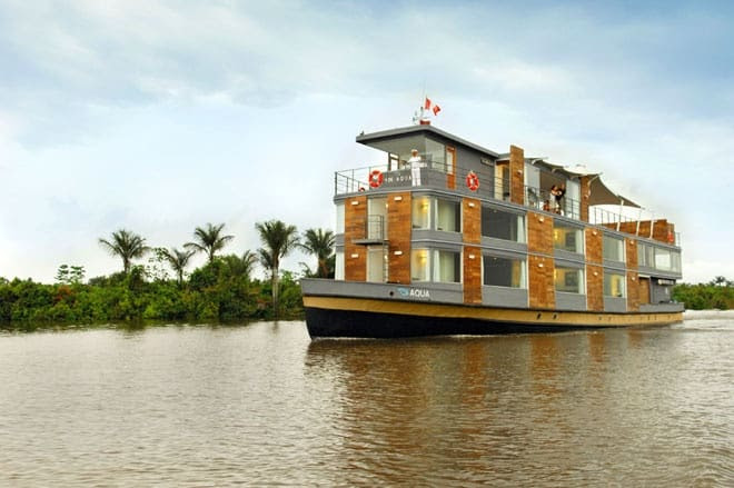Aqua Expedition: A Private Luxury Cruise Down the Amazon River ...