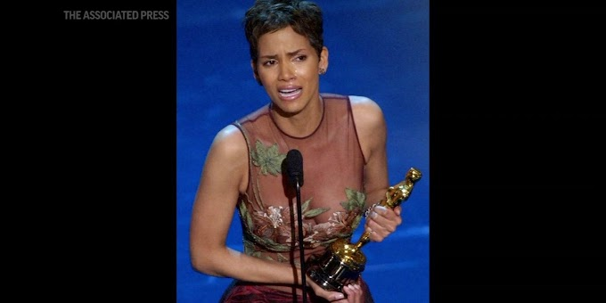 Halle Berry wants another Black female to win a gold statue for best actress, 'I feel it's coming'