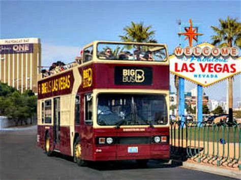 Las Vegas Sightseeing Tours Of The Strip