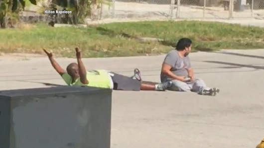 Video Shows Unarmed Man With Hands Up Shot by Police