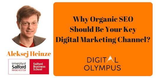 How important is Organic SEO in your Digital Marketing channels mix?