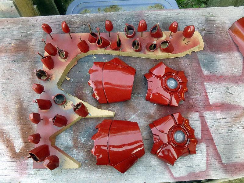 IM Glove Parts