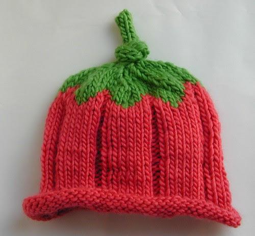 Graces Pumpkin Hat