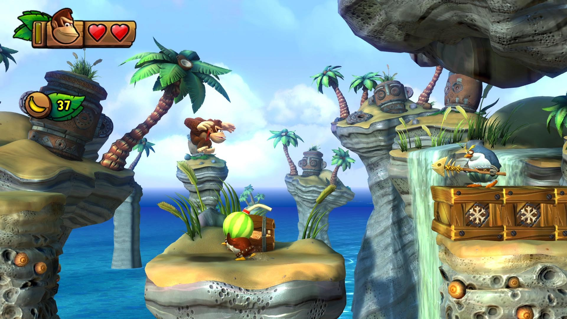 Review Donkey Kong Country Tropical Freeze Switch Gameup24