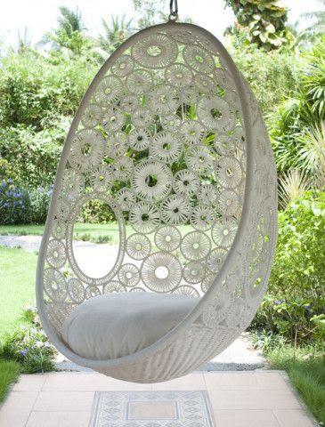 Cush & Nooks — Zara Hanging Pod Chair