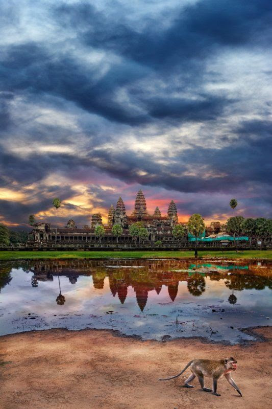 Sudeste asiático: Thailandia, Camboya y Vietnam