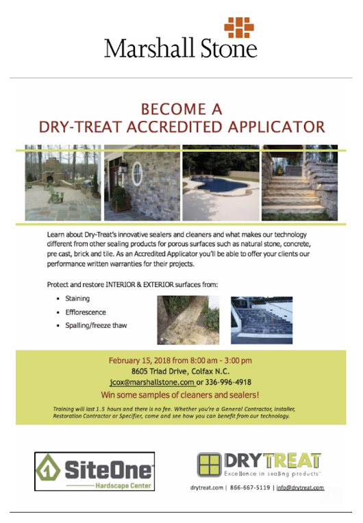 Learn How to Become a Dry-Treat Accredited Applicator