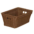 Wood Designs Storage Basket - Plastic Wicker