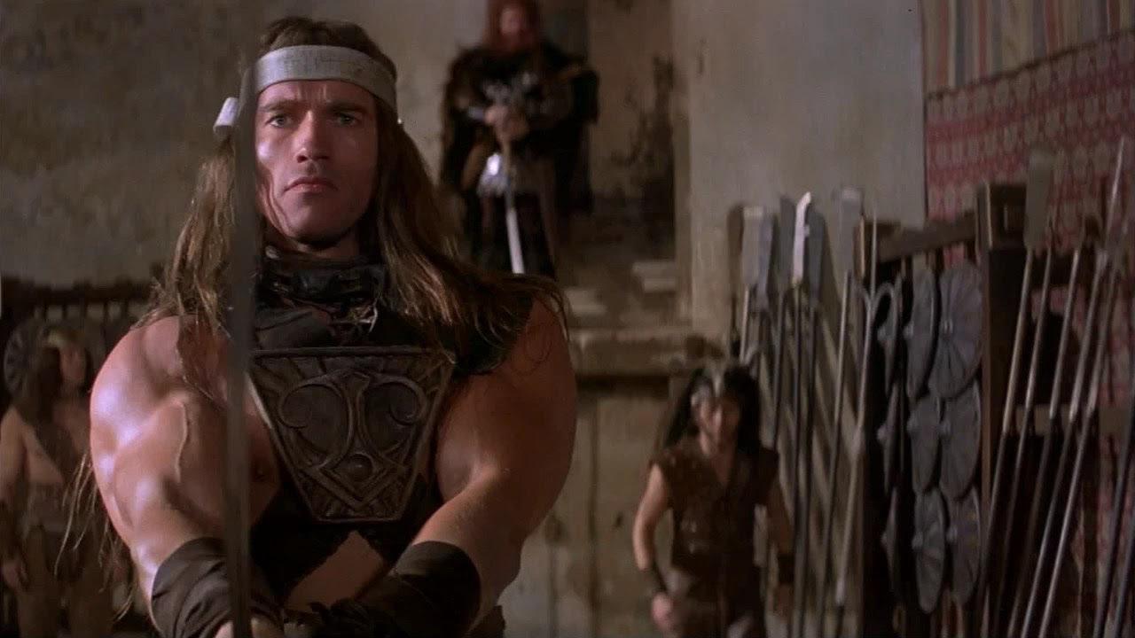 15 Fun Facts About Conan The Barbarian Geektyrant