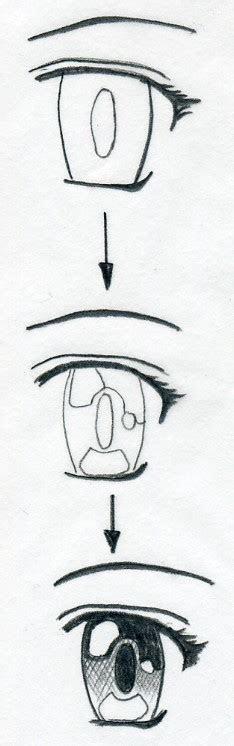 manga eyes  easy  draw