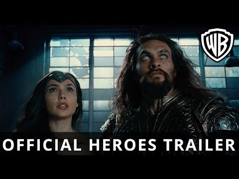 Justice League Official Trailer 2017 - Watch Online and Free Download in Full HD
