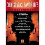 Christmas Favorites for Violin Duet - (Paperback)
